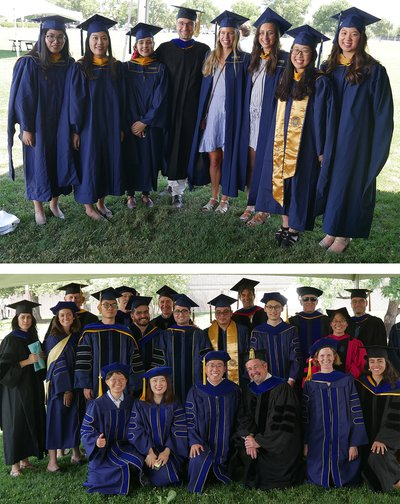 UC Davis ARE graduate student 2018 graduation