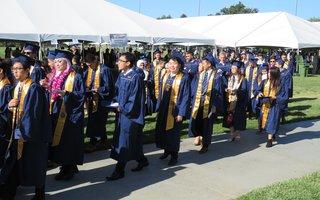 Managerial Economics graduates 2018